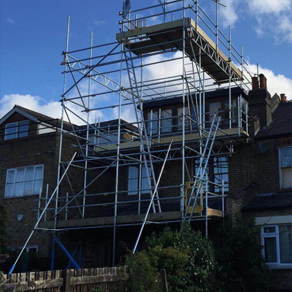 Specialist Scaffolding Services